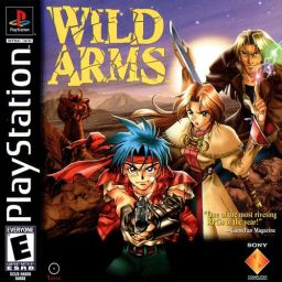 Wild Arms box