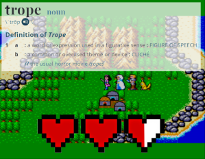 JRPG Tropes I Love
